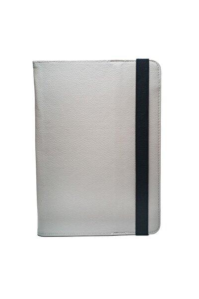 Melikzade Ipad Mini 2 7.9'' Uyumlu Standlı Krem Tablet Kılıfı