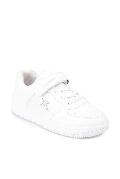 Kinetix Kalen Beyaz Unısex Çocuk Sneaker Ayakkabı