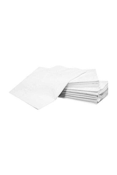 CLK Beyaz Fermuarlı Yastık Kılıfı 50x70 cm 10 Adet