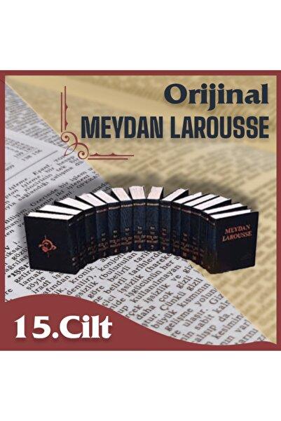 Serhat Yayınları Meydan Larousse 15 Cilt