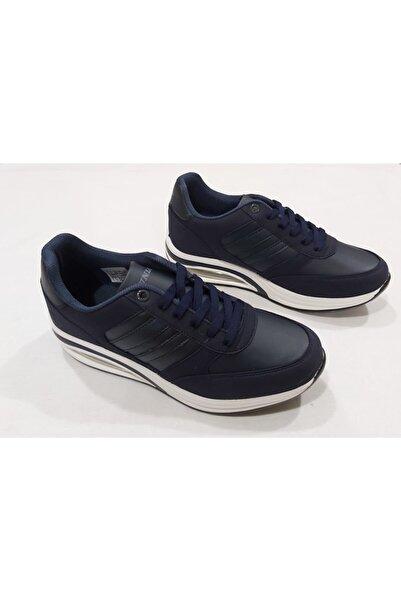 DUNLOP Unisex Lacivert Yürüyüş Ayakkabısı