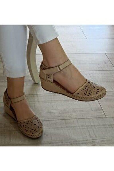 Kadın Hakiki Deri Ayakkabı