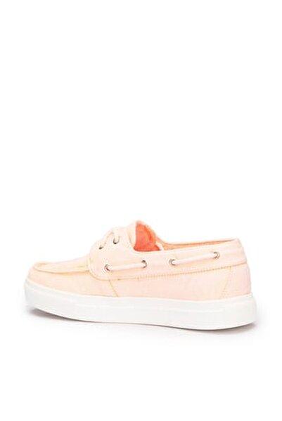 Turuncu Kadın Ayakkabı