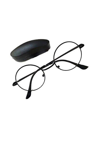 ADS Yuvarlak Model Gözlük - Harry Potter Gözlüğü