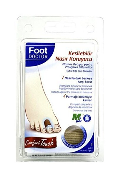 Foot Doctor Kesilebilir Nasır Koruyucu Ped