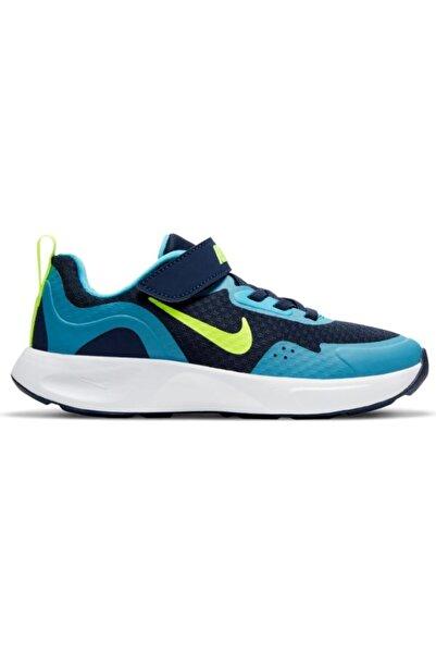 Nike Nıke Wearallday Çocuk Spor Ayakkabı Cj3817-400