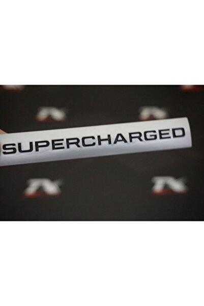 Land Rover Range Rover Supercharged Bagaj Yazı Logo Oem Ürün
