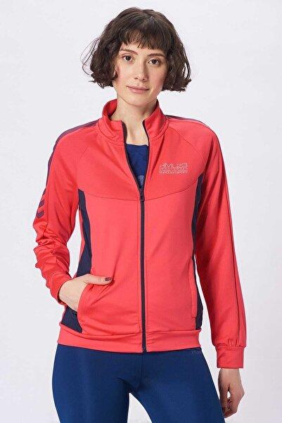 HUMMEL Kadın Sweatshirt Helin Zip Jacket