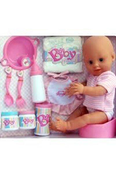 Mega Bloks Baby Gadi Çiş Yapan Bebek Pembe