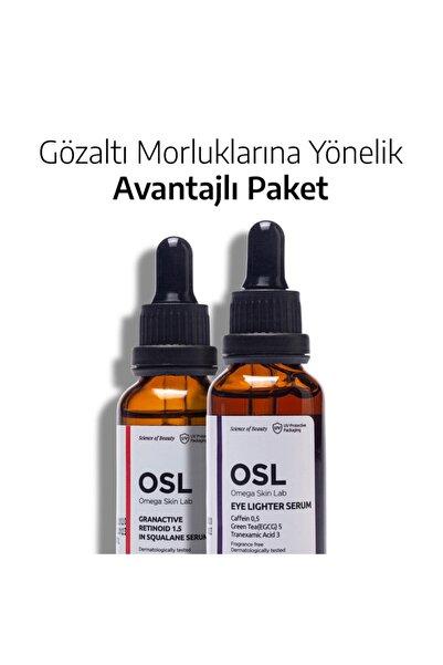 OSL Omega Skin Lab Gözaltı Morluklarına Yönelik Avantajlı Paket