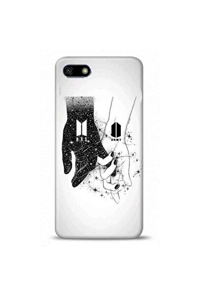 Ren Geyik Huawei Honor 7s Uyumlu Bts Tasarımlı Telefon Kılıfı Y-btss009