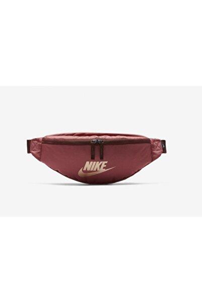 Nike Kadın Kiremit Rengi Heritage Spor Bel Çantası Ck0981 661