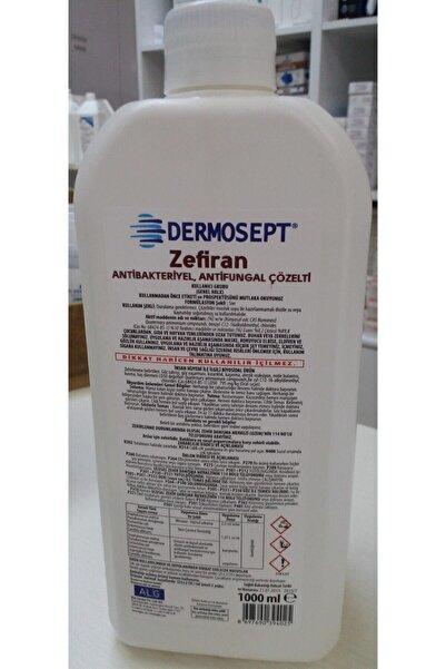DERMOSEPT Zefiran 1 Lt Konsantre Dezenfektan