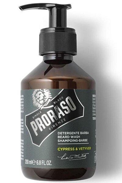 Proraso Sakal Şampuanı Cypress&vetıver 200ml