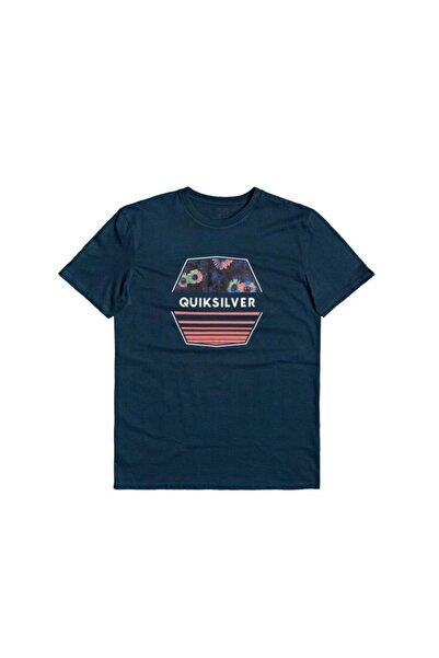 Quiksilver Lacivert Driftawayss M Tees Bsm0 Erkek T-shirt