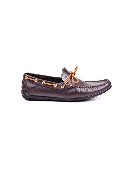 Dexter Erkek Bordo Loafer Ayakkabı Ag61121-2