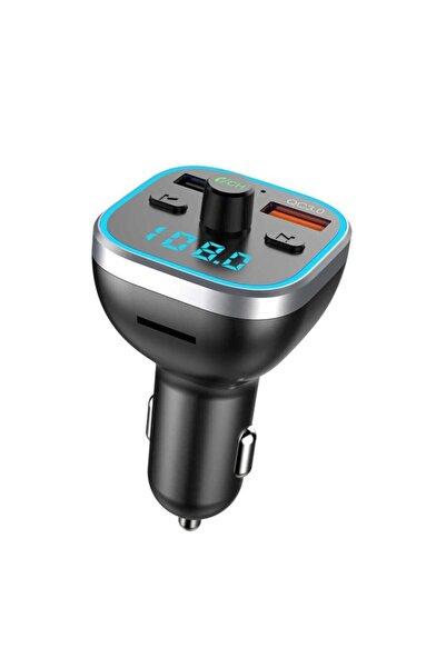 zore Bluetooth Araç Çakmaklık Kiti (mp3 Çalar, Bluetooth, Şarj Aleti)