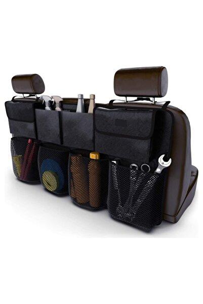 Ankaflex Araba Koltuk Arkası 8cepli Organizer Araç Oto Bagaj Içi Bod Düzenleyici