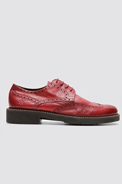 D'S Damat Damat Bordo Ayakkabı