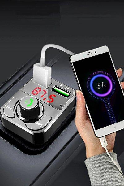 DAT Fiat Albea Oto Bluetooth Araç Kiti Fm Transmitter Usb Girişli Radyo