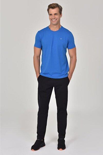 bilcee Erkek Lacivert T-shirt