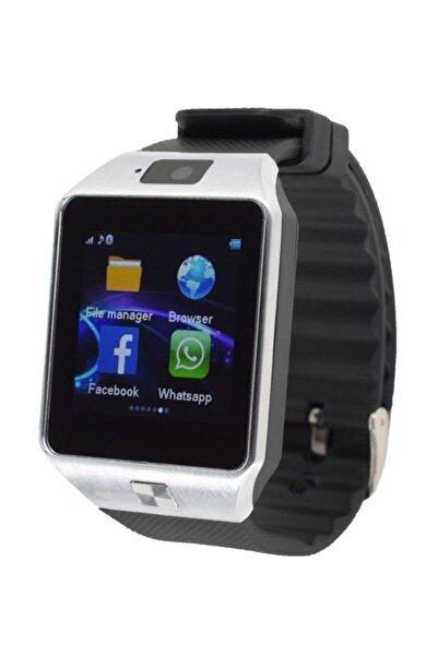 Platoon Dz09 Akıllı Saat Smart Watch Sim Kartlı Btk Imei Kayıtlı Türkçe