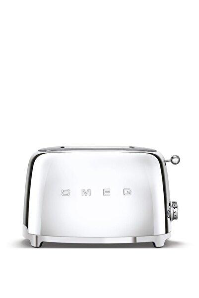 SMEG Çelik 50's Style 2'li Ekmek Kızartma Makinesi Tsf01sseu
