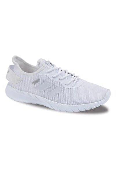 Unisex Beyaz Casual Confort Günlük Spor Ayakkabısı 24853