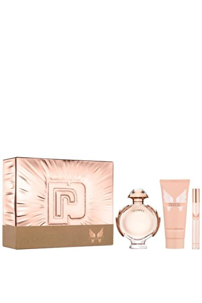 Paco  Rabanne Paco Rabanne Olympea Edp 80 ml Kadın Parfüm Seti