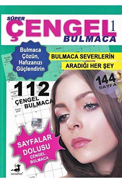 Olimpos Yayınları Süper Çengel Bulmaca 1