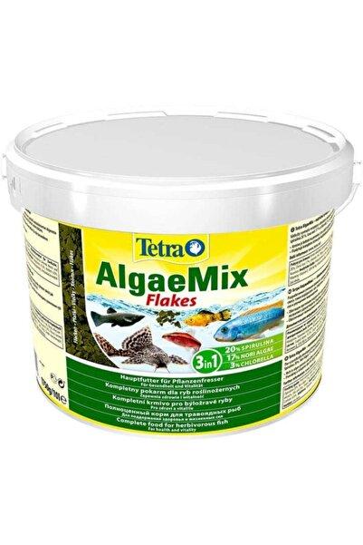 Tetra Algae Mix Flakes Kovadan Bölme 100 gr