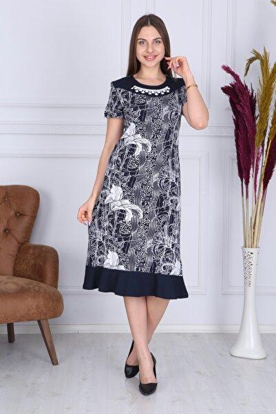 Wild Love Kadın Modal Baskılı Elbise