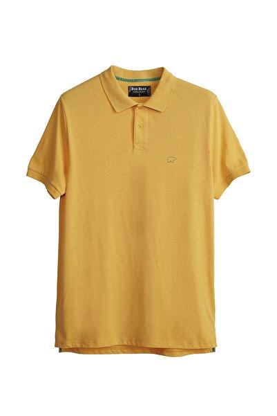 Bad Bear Erkek Sarı Pure Polo Mustard T-shirt