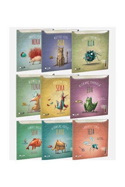 Redhouse Kidz Yayınları Leyla Fonten Serisi 9 Kitap Set, Feza,rıza,mina,dila,tuna, Sema,eda,sefa,kaya