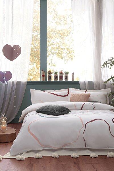 Yataş Bedding Caro Pollycotton Çift Kişilik Nevresim Takımı