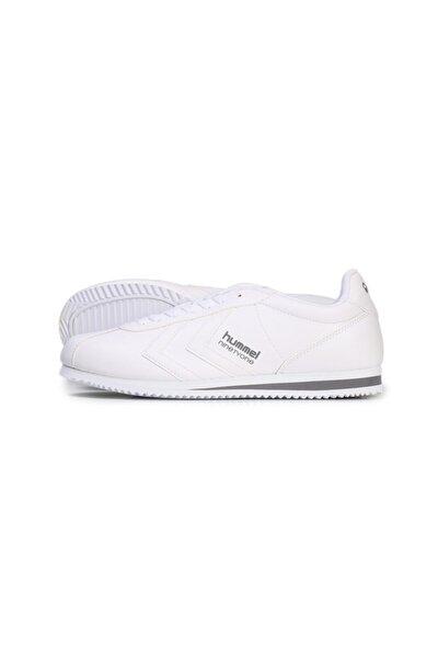 HUMMEL Unisex Beyaz Ninetyone Spor Ayakkabı 204152-9001