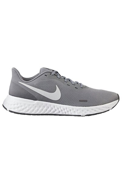 Nike Erkek Gri Revolutıon 5 Spor Ayakkabı Bq3204-005