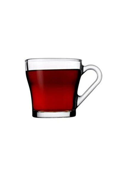 Paşabahçe Chorma 6 Adet Kulplu Çay Bardağı 52338