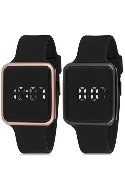 WatchArt Unisex Dokunmatik Sevgili Çift Kol Saati