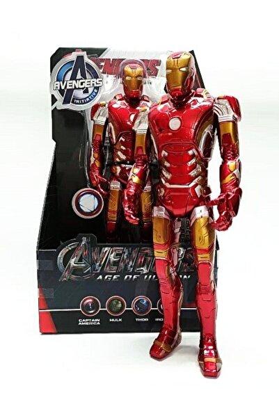 Shilan Company Avangers Iron Man Age Of Ultron Büyük Demir Adam Hediye