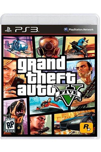 Sony Gta 5 (PS3)