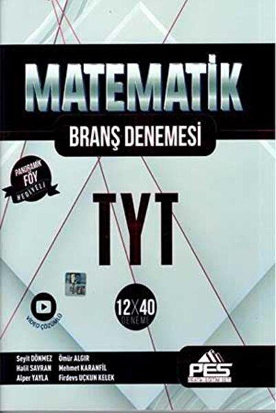 Pes Yayınları Tyt Matematik 12x40 Branş Denemeleri