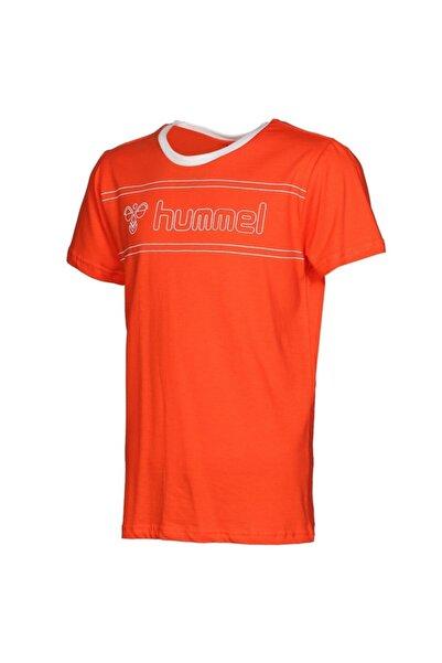 HUMMEL Kız Çocuk Turuncu T-Shirt