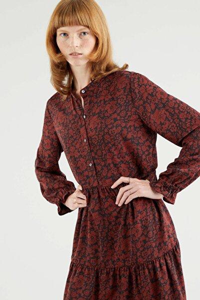 Levi's Marion Uzun Kollu Kadın Çok Renkli Elbise
