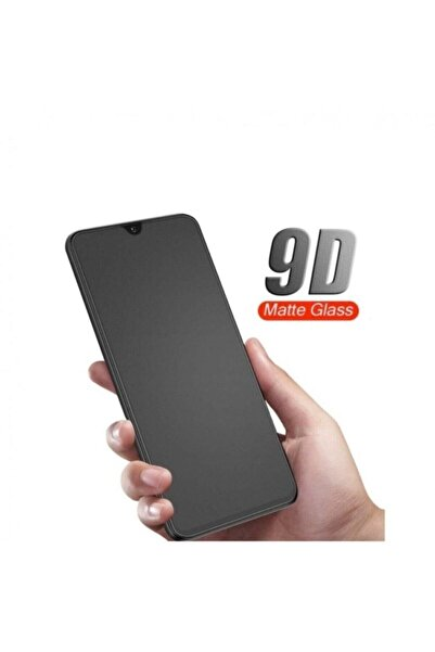 teknosepetim Iphone 7 Plus Nano Mat Seramik(ceramic) 6d Flexible Ekran Koruyucu Kırılmaz Cam Tam Kaplayan Siyah