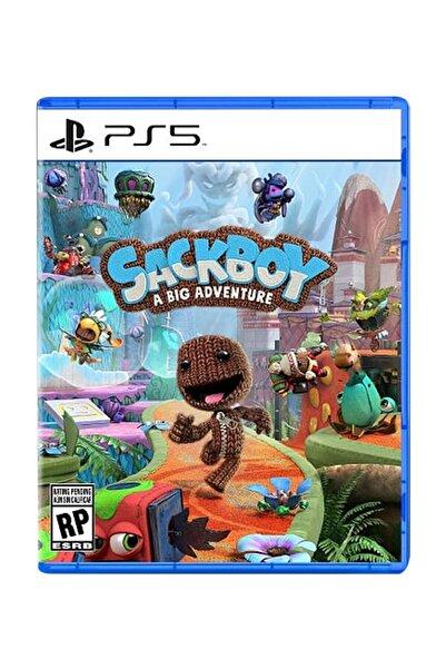 Sony Sackboy A Big Adventure PS5 Oyun