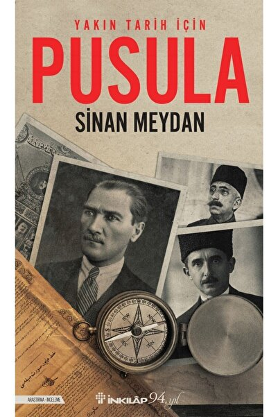 İnkılap Kitabevi Pusula - Sinan Meydan 9789751041777
