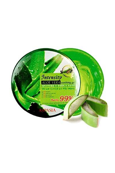 ASPASIA KOREA Yatıştırıcı, Tazeleyici Ve Nemlendirici %99 Saf Yoğun Kompleks Aloe Vera Soothing Gel Krem