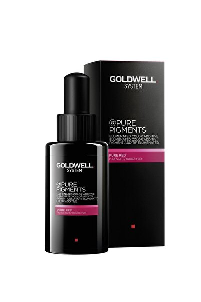 GOLDWELL Kırmızı Pure Pigments Saç Boyası 50 ml 4021609661467 (oksidansız)
