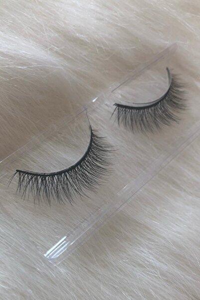 Hülya Beauty Kozmetik 01 Doğal Kısa Ipek Takma Kirpik